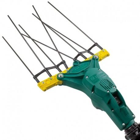 Abbacchiatore elettrico a batteria Zanon Falcon AL 300/F asta regolabile 210/340 - Scuotitore olive
