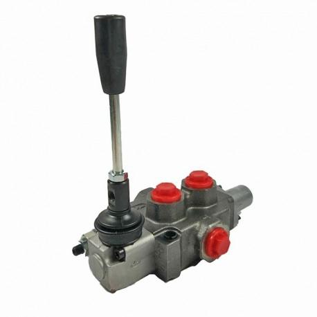 Distributore idraulico MD 3/8' SD4 doppio effetto 1 leva oleodinamico