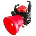 Pompa irroratrice Annovi Reverberi AR 30 SP BlueFlex media pressione con albero e protezione