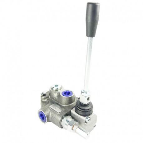 Distributore idraulico MD 3/8' doppio effetto a 1 leva oleodinamico