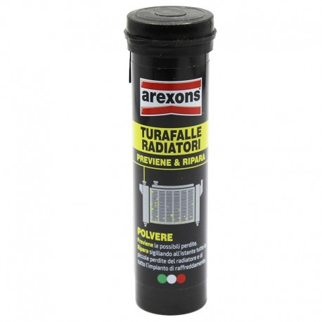 Turafalle in polvere per radiatore Arexons 25 gr