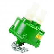 Pompa irrigazione Ferroni per trattore PTO (D.60 + 60 mm) - autoadescante