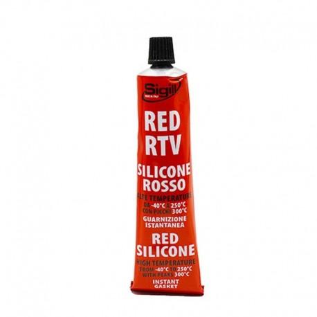 Pasta siliconica elastica rossa 75 gr