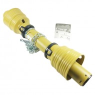 Protezione albero cardanico senza ghiere cat. 1-2-3-4 x 1500 mm - Giunto cardano