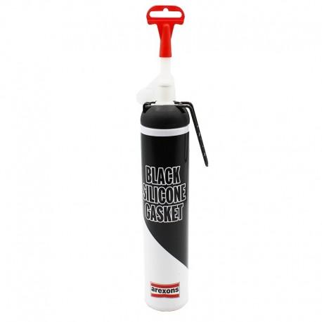 Guarnizione siliconica Black gasket Arexons 200 ml