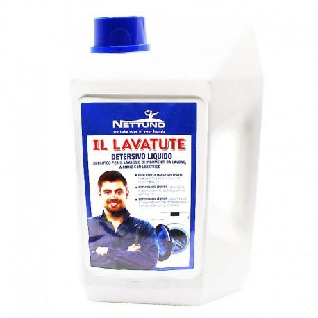 Detersivo liquido per indumenti da lavoro 3 l- lavatute