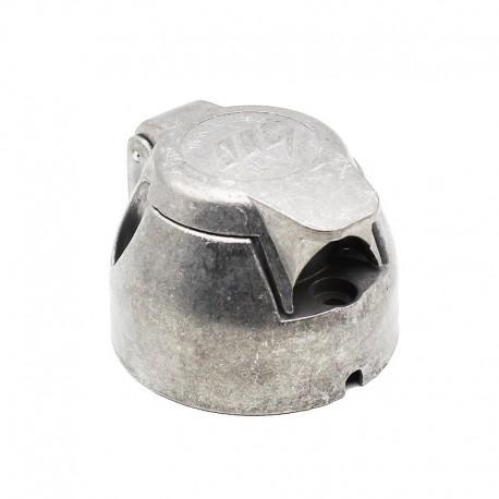 Presa elettrica 7 poli in alluminio femmina - connettori elettrici