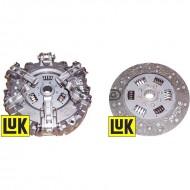 Kit frizione New Holland (serie TCE) con meccanismo Ø 230 + disco Luk (cod. orig. 9976054 - 87291158)