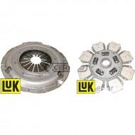 Kit frizione Fiat (serie DT) con meccanismo Ø 350 + disco Luk (cod. orig. 5124399 - 5118453)