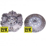 Kit frizione Landini Massey Ferguson meccanismo doppio Ø 310 + disco di forza Luk