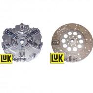 Kit frizione Fiat CNH con meccanismo doppio Ø 310 + disco di forza Luk