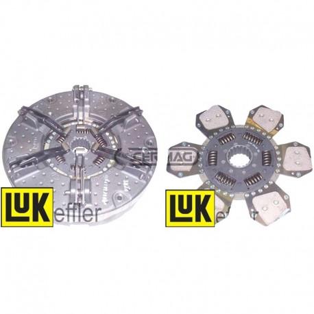 Kit frizione Fiat con meccanismo Ø 310 + disco Luk