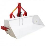 Pala posteriore idraulica PRI 160 Giemme per trattore
