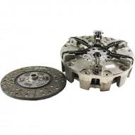Frizione completa Luk meccanismo a 6 leve Ø 280 + disco PTO per trattore Same cod.orig. 0.194.2210.4/20 - 01942210420 -