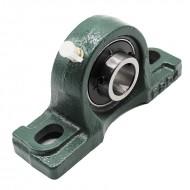 Supporto a 2 fori con cuscinetto interno Ø 20 mm UCP204
