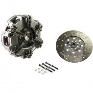 Kit frizione Landini Massey Ferguson meccanismo doppio Ø 280 + disco di forza Luk