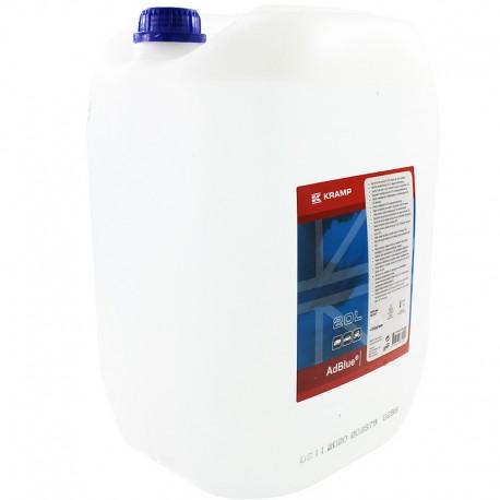 Additivo diesel Adblue a base di urea in tanica da 20 litri
