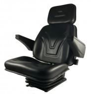 Sedile per trattore AMA modello top in skay completo con molleggio meccanico