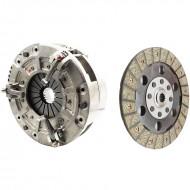 Meccanismo frizione per trattori Same SolarisØ 215 (cod. orig. 0.009.6395.4/10) con disco Pdf 216x152x3,8