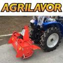 Zappatrice spostabile per trattore DFL-115 - fresa agricola