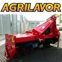 Zappatrice per trattore pesante DFH 150 - fresa agricola