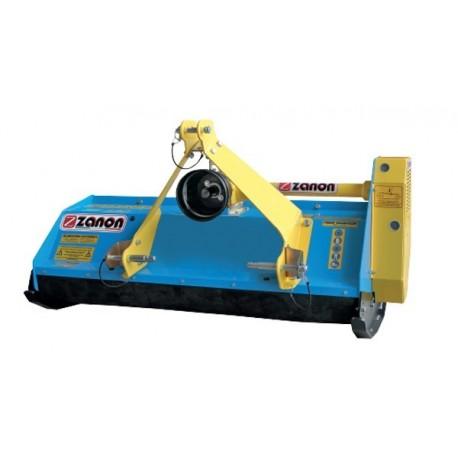 Trincia per trattore Zanon TFL 130 serie leggera