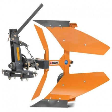 Aratro reversibile voltaorecchio Deleks DRP-35