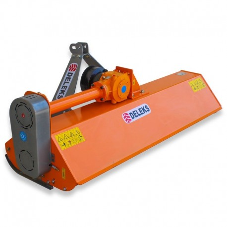 Trinciaerba per trattore media a mazze Lince 165 - trincia trinciasarmenti