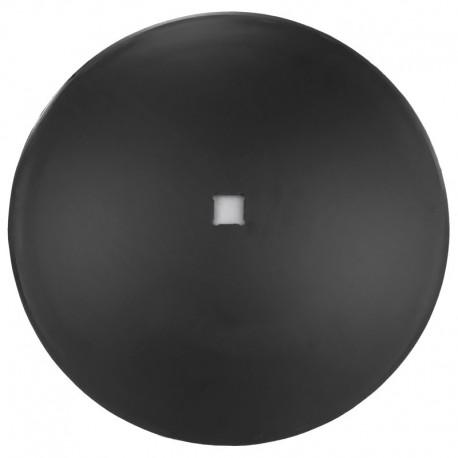 Disco liscio per frangizolle Ø 410 mm - quadro 26 mm